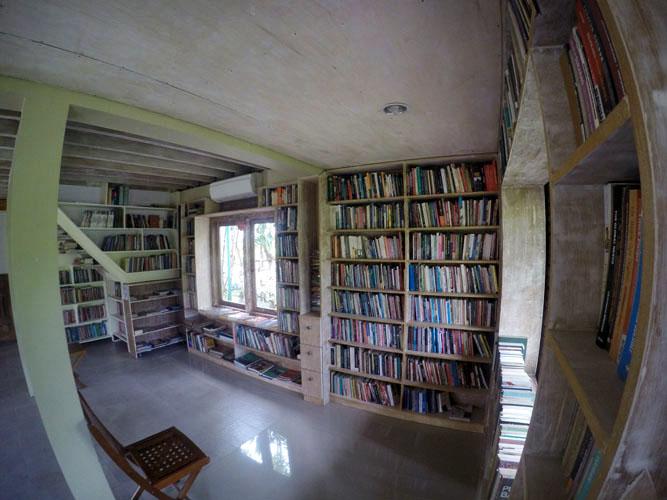 Perpustakaan Taman Baca Kesiman