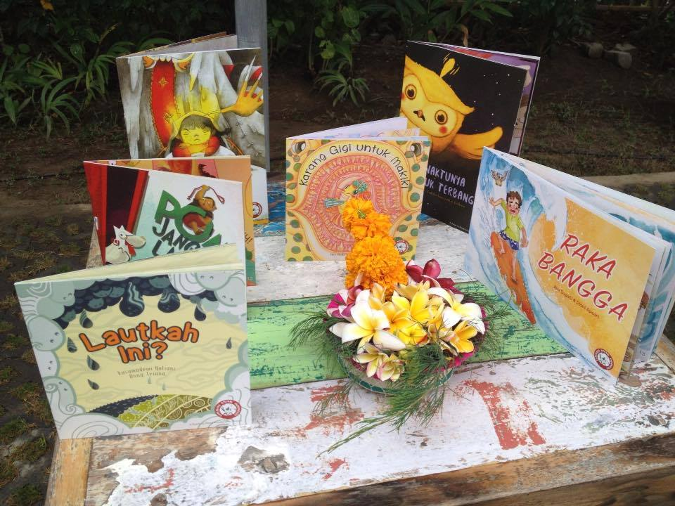 Launching Warna Warni Buku Cerita Anak-Anak oleh Yayasan Literasi Anak Indonesia