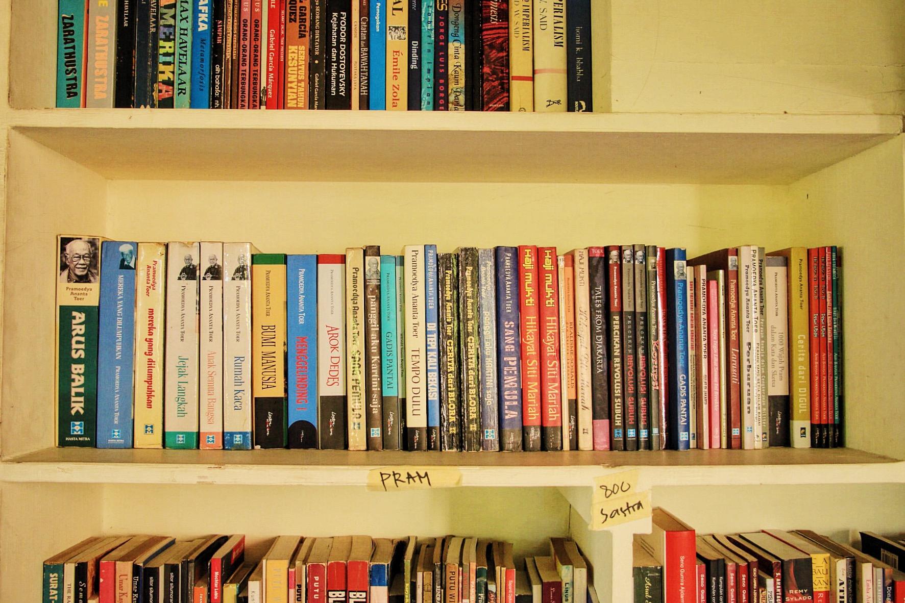 Mari Bergabung Menjadi Bagian Dari Taman Baca Kesiman