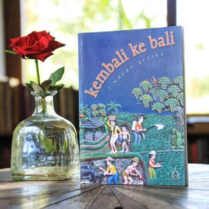 I Wayan Artika Kembali ke Bali