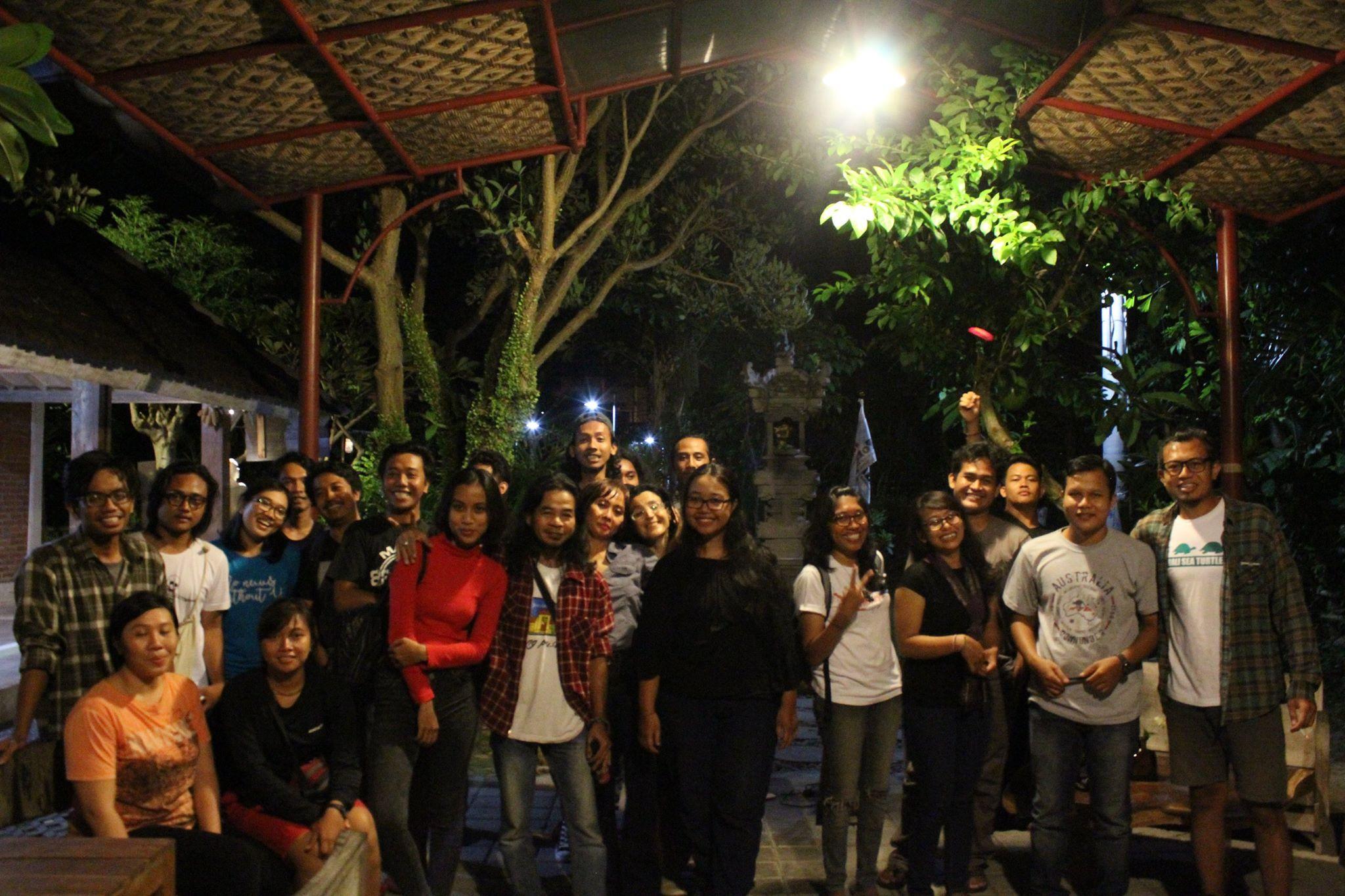 Peluncuran dan Diskusi Kumpulan Cerpen Khotbah karya Dwi S. Wibowo