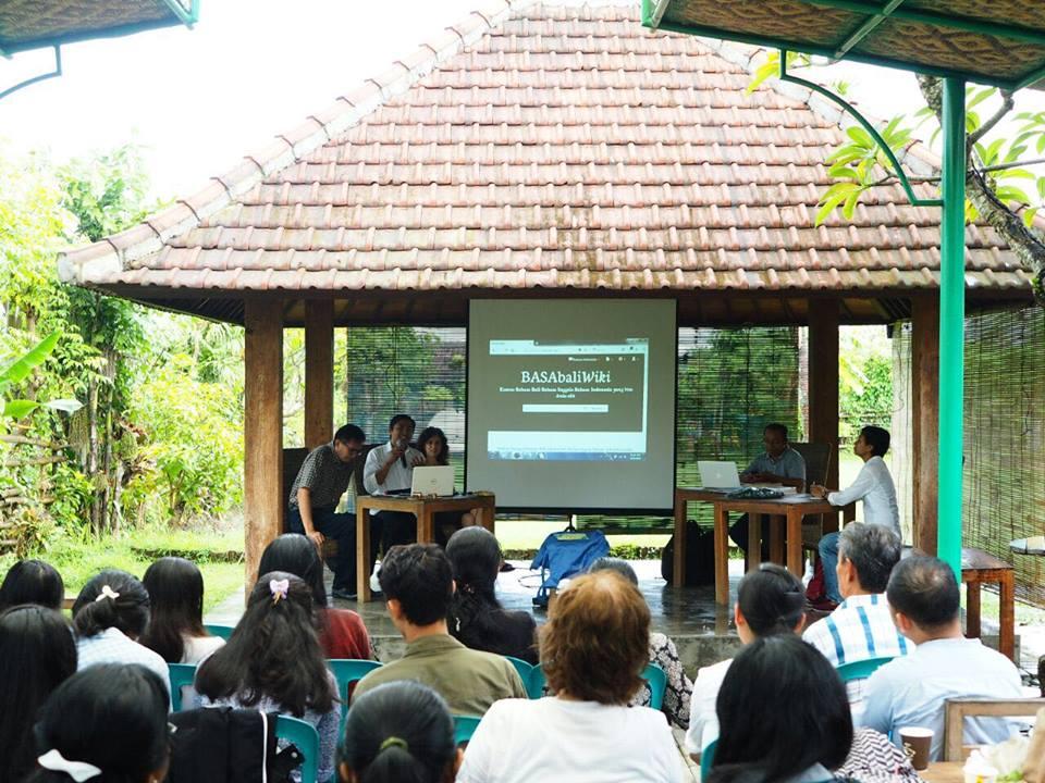 "Ulasan: BasaBali Wiki ""Gendu Wirasa: Mempertemukan Rasa dan Asa berbahasa Bali melalui BasaBali Wiki"""