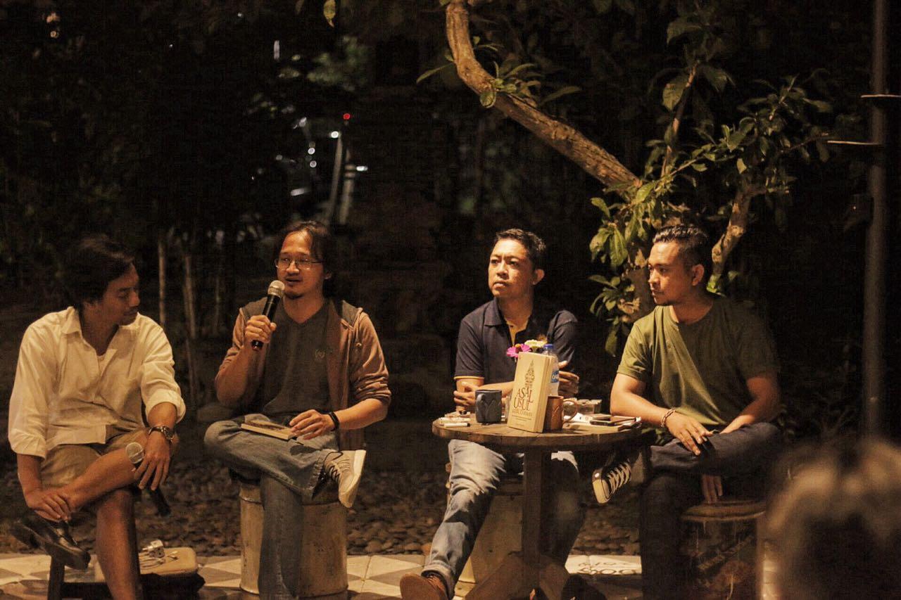 Ulasan: Bincang Sore Asal Usul Kebudayaan, Telaah Antropologi Penalaran terhadap Advokasi Intelektual Diskursus Kebudayaan Indonesia, bersama Geger Riyanto