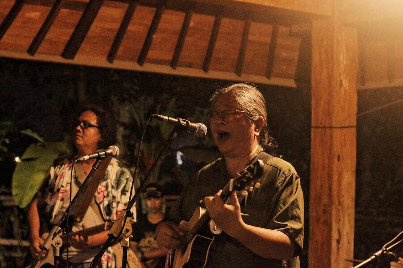 Solidarity Night by Asian Movement for People's Music, Peace and Progress (aMP3)